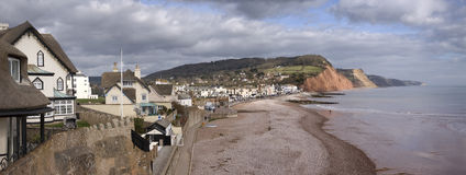 Sidmouth Images stock
