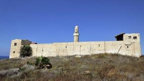 Sidna Ali Mosque, Israel Lizenzfreies Stockbild