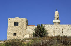 Sidna Ali Mosque, Israel Lizenzfreie Stockfotografie