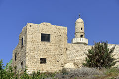 Sidna Ali Mosque, Israel Royalty Free Stock Photo
