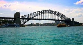 Sidney Bridge Stock Photo