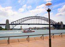 Sidney Bridge Stock Images