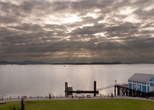 Sidney British Columbia Royalty Free Stock Images