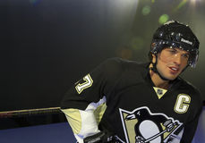 Sidney Crosby Stock Photo