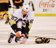 Sidney Crosby Pittsburgh Penguins Stockfotos