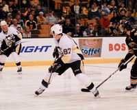 Sidney Crosby Pittsburgh Penguins Foto de Stock Royalty Free