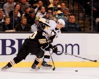Sidney Crosby Pittsburgh Penguins royalty-vrije stock afbeeldingen