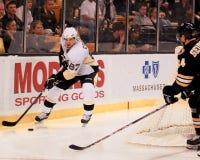 Sidney Crosby Pittsburgh Penguins Immagini Stock Libere da Diritti