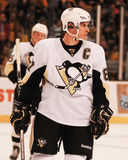 Sidney Crosby. Pittsburgh Penguins forward Sidney Crosby. (Image taken from color slide Stock Photography