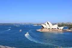 Sidney-Hafen Lizenzfreies Stockfoto
