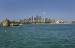 Sidney Land Marks Stock Photography