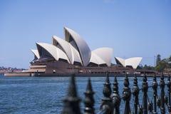 Sidney opera Obraz Royalty Free
