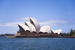 Sidney opera house Stock Photo