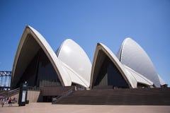 Sidney opera house Royalty Free Stock Photo