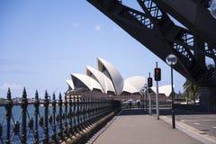 Sidney opera house Royalty Free Stock Photos