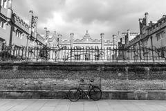 Sidney Sussex College, Cambridge R-U image libre de droits