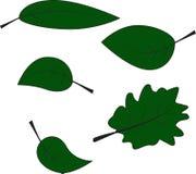 Sidor vektor illustrationer