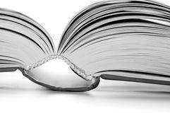 Sidor av en boka arkivbild