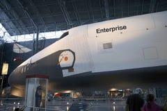 Sidosikt av rymdfärjan Royaltyfri Fotografi
