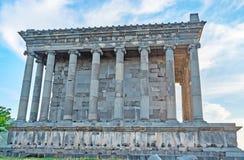 Sidoväggen av den Garni templet Fotografering för Bildbyråer