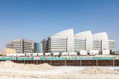 Sidra badania medyczne Centre w Doha, Katar Obrazy Royalty Free