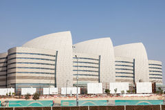 Sidra Medical Research Centre in Doha, Qatar Royalty Free Stock Image