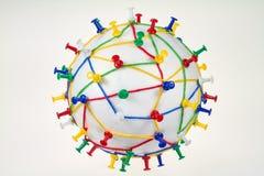 Sieć Obraz Stock