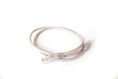 Sieć kabel zdjęcia stock