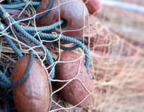 sieć rybacka zdjęcie royalty free