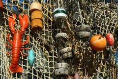 sieć rybacka Obraz Stock