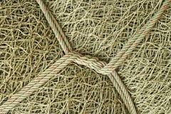 Sieć rybacka z arkaną Obraz Stock