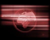 sieć szeroki świat Obraz Stock