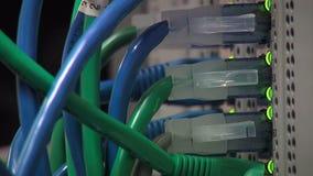 Sieć sznury zdjęcie wideo