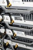 sieć urządzeń Fotografia Stock