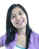 Sie lächelt 18 lizenzfreie stockfotografie