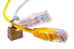 Sieć & IT ochrona Zdjęcia Stock