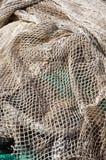 sieć rybacka Fotografia Royalty Free