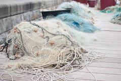 Sieć rybacka Obrazy Stock
