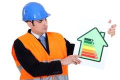 Sie sollten Ihren Energieverbrauch verringern Lizenzfreie Stockfotografie