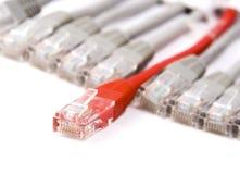 sieć tv kablowej Zdjęcie Stock