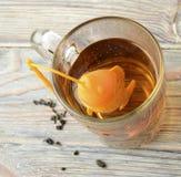Sieb für Tee Lizenzfreie Stockfotos
