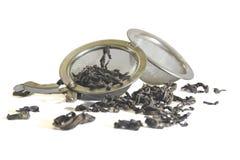 Sieb für Tee Stockbilder