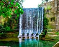 Sieben Frühlinge Rhodes Island lizenzfreies stockbild