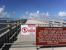 Sieben Meilen alte Brücke Lizenzfreie Stockbilder