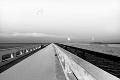 Sieben Meilen Brücke Lizenzfreies Stockbild