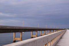 Sieben Meilen-Brücke Lizenzfreies Stockbild