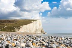 7 sieben Schwestern, Brighton, England Stockfoto
