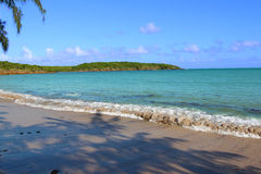 Sieben Seestrand Puerto Rico Lizenzfreies Stockbild