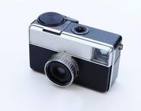 Siebzigerjahre Taschen-Kamera Stockfotos
