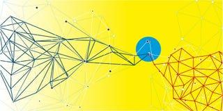 sieci ilustracji